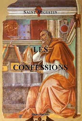 9782845192393: Les confessions de saint Augustin