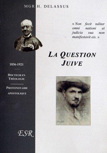 9782845195868: La question juive