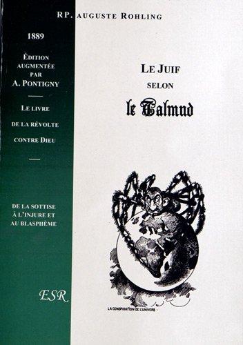 9782845196551: Le juif selon le Talmud