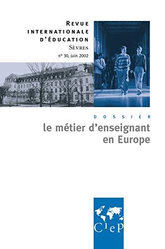 9782845205536: L'Eleve Aujourd'Hui Façon d'Apprendre, Revue Internationale d'Education Sevres