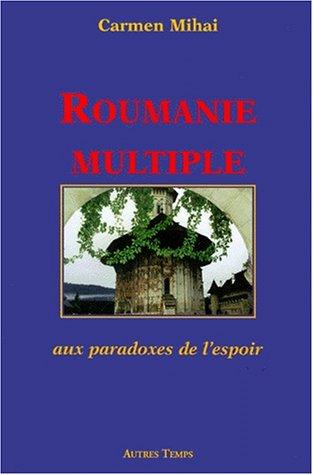 9782845210486: Roumanie multiple