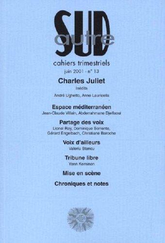 Autre Sud No 13 Charles Juilet inedits: Collectif