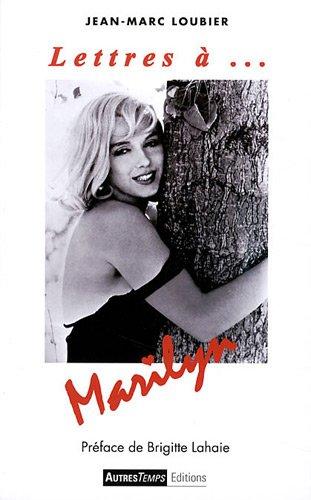 9782845214293: Lettres à... Marilyn