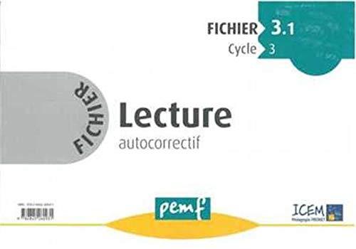 9782845260931: Fichier Lecture Cycle 3 : Série 1