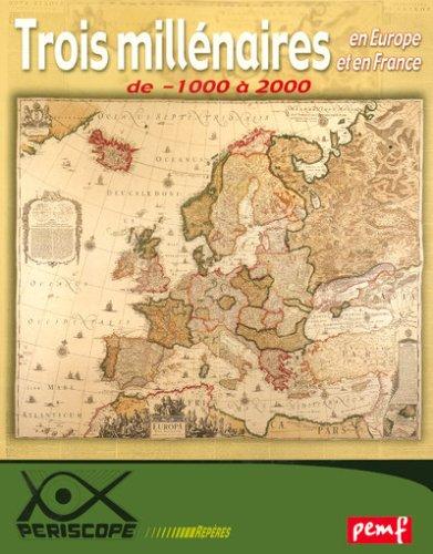 9782845262676: Frise historique pour les enfants de 1000 � 2000