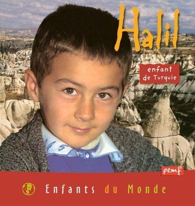 9782845265806: Halil : Enfant de Turquie
