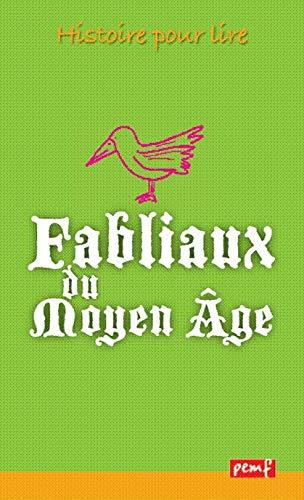 9782845267619: Fabliaux du Moyen-Age 1ex
