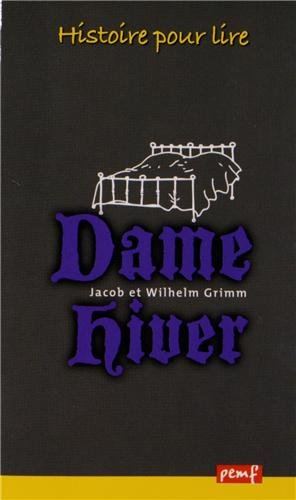 9782845268838: Dame Hiver