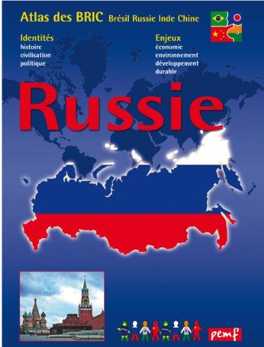9782845269101: Atlas des B.R.I.C. - Russie