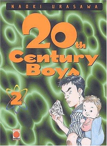 9782845380998: 20th century boys t.2