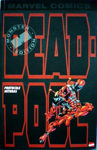 9782845381261: Deadpool, Tome 1 :
