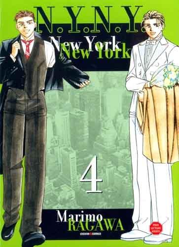 9782845381414: New York, New York, Tome 4 : (Génération Comics)