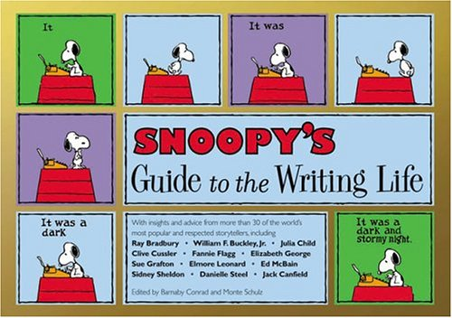 9782845384071: Snoopy's Guide To The Writing Life