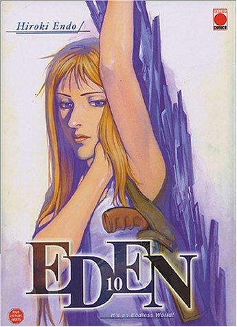 EDEN IT'S AN ENDLESS WORLD T10: ENDOU HIROKI