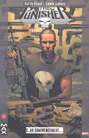 9782845384453: The Punisher, Tome 2 : Au commencement...