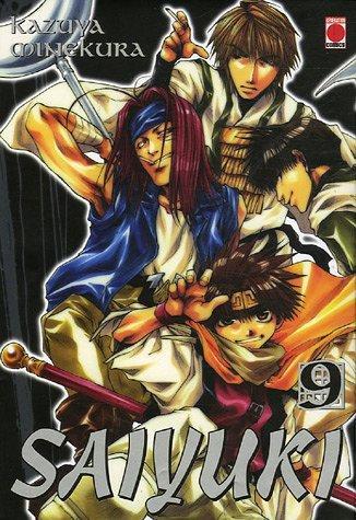 9782845386136: Saiyuki Vol.9
