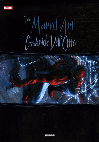9782845386280: The Marvel Art of Gabriele Dell'Otto