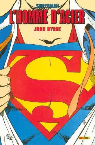 superman, l'homme d'acier t.1 (2845386346) by John Byrne