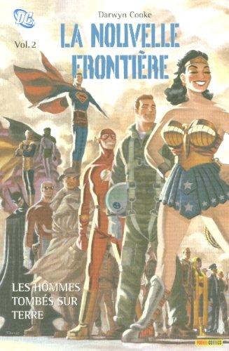 """""""la nouvelle frontiere t.2 ; les hommes tombés sur la terre"""" (2845386680) by Darwyn Cooke"""