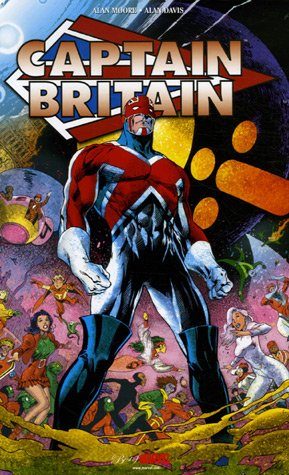 9782845387683: Captain Britain (French Edition)