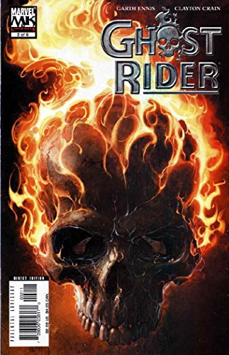 GHOST RIDER T.02 : ENFER ET DAMNATION: ENNIS GARTH