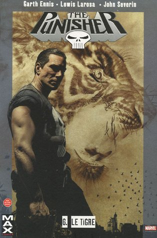 9782845388765: The Punisher, Tome 6 : Le Tigre