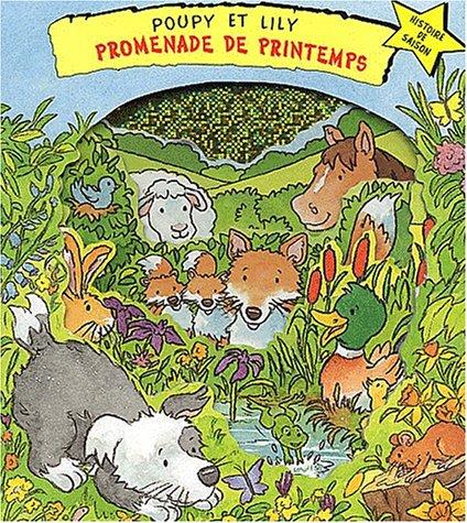 9782845404656: Poupy et Lily : Promenade de printemps