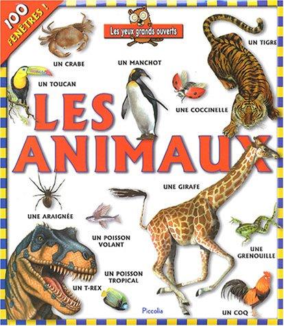 9782845408395: Les animaux