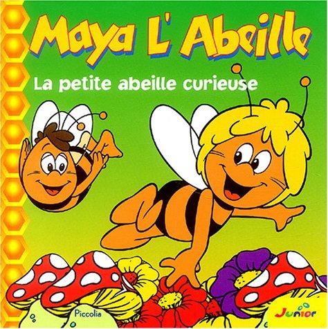 9782845408715: Maya l'Abeille, la petite abeille curieuse