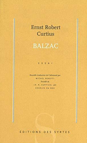 Balzac: Curtius, E.R.
