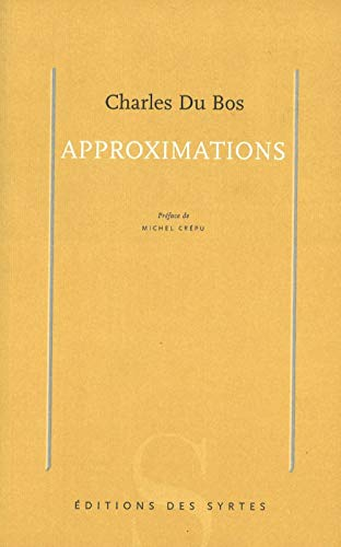 9782845450080: Approximations