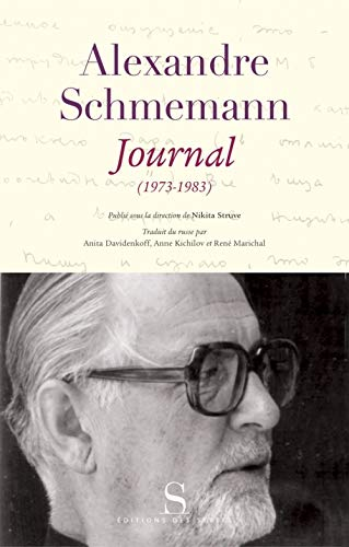 JOURNAL 1973-1983: SCHMEMANN ALEXANDER