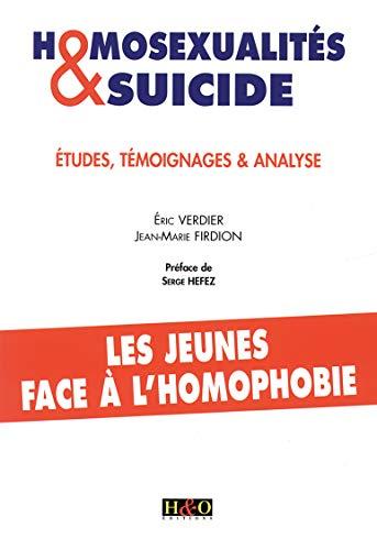 9782845470514: Homosexualités et suicide