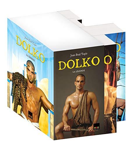 9782845472327: Dolko : La légende : Coffret 4 volumes : L'odyssée de l'esclave ; Le triomphe du pirate ; L'empire du barbare ; Le dernier combat