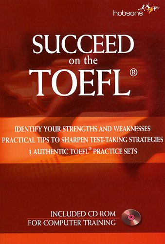 9782845552111: Succeed on the TOEFL (1Cédérom)