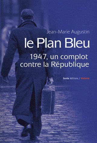 9782845612730: Le Plan Bleu (French Edition)