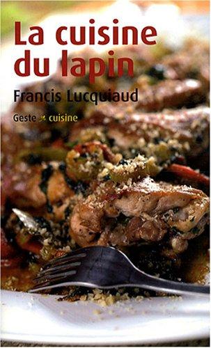9782845614246: La cuisine du lapin