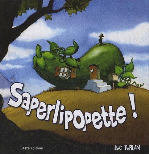 9782845619395: SAPERLIPOPETTE