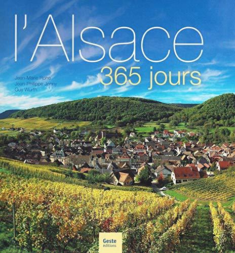 9782845619852: ALSACE 365 JOURS