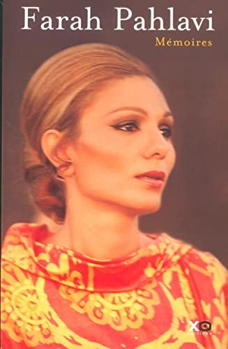 Memoires (French Edition): Farah Pahlavi