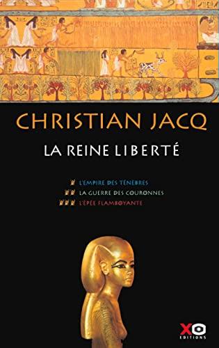 9782845631427: La Reine Liberté, coffret de 3 volumes