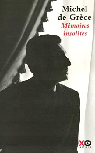 9782845631861: Mémoires insolites