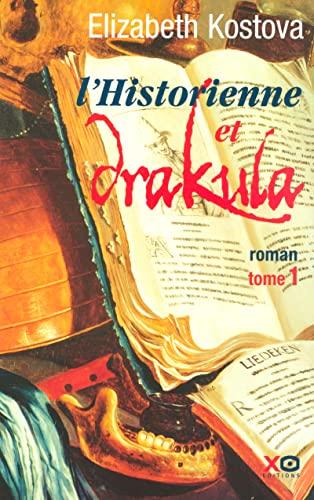 9782845632288: L'historienne et Drakula, Tome 1 :