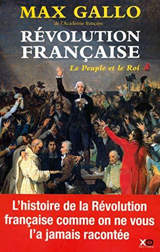 La Revolution Française T1 : le peuple: Gallo, Max
