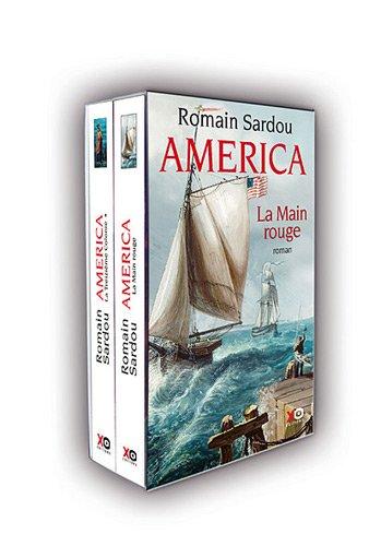 9782845635968: America : Coffret 2 volumes : Tome 1, La Treizième Colonie ; Tome 2, La Main Rouge