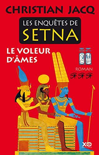 9782845637382: Les enqu�tes de Setna, tome 3 : Le voleur d'�mes