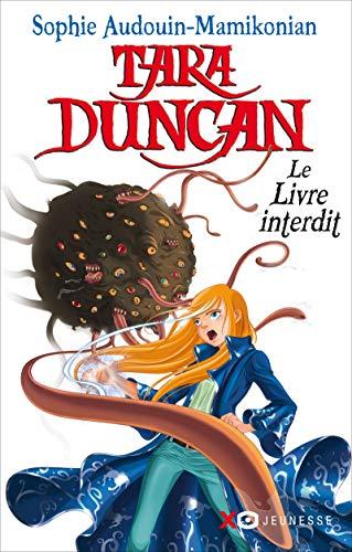 9782845638068: Tara Duncan - Tome 2 - le Livre Interdit