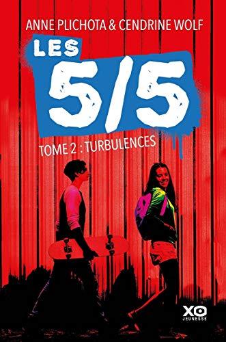 9782845639607: Les 5/5 - tome 2 Turbulences (02)