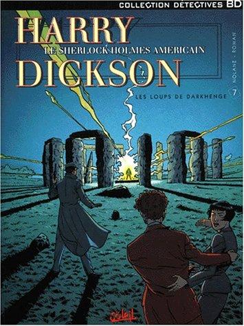 9782845650367: Harry Dickson, tome 7 : Les Loups de Darkhenge