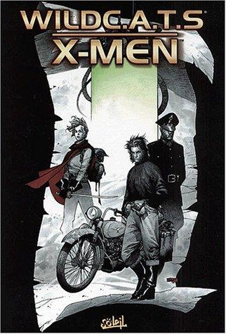 9782845651159: Wild c.a.t.s X-men coffret 4 volumes